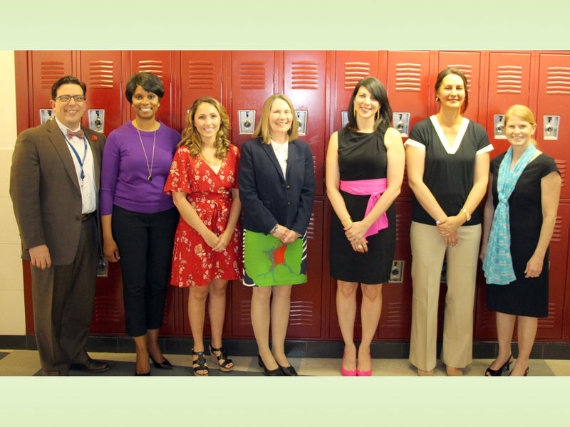 Pelham Teachers Receive Tenure From Boe Pelham Ny Patch