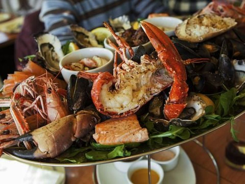 The Top Seafood Joints In Buckhead According To Yelp