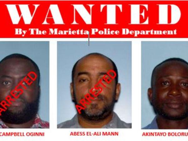 Car Dealerships In Marietta Ga >> Two Of Three Suspects Arrested In Marietta Car Theft Ring ...