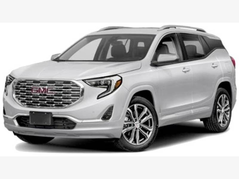 2019 Gmc Terrain Denali Brings Luxury To The Compact Crossover