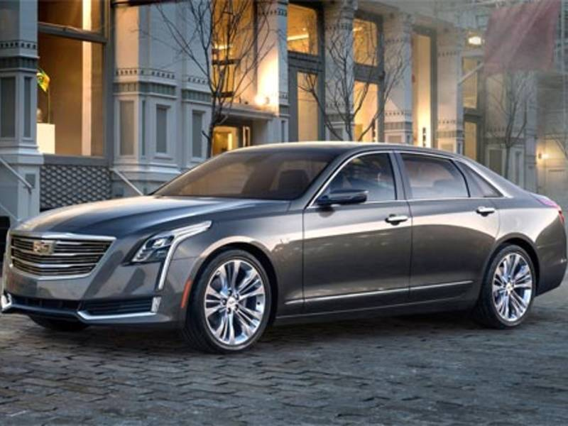 2019 Cadillac Ct6 Platinum Is The Pinnacle Of American Luxury