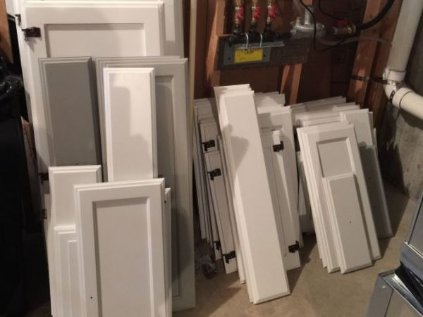 New kitchen cabinet doors - Brookfield, CT Patch