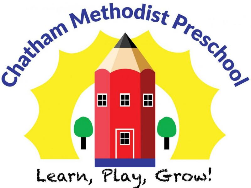 Chatham Methodist Preschool Student Designs New School Logo