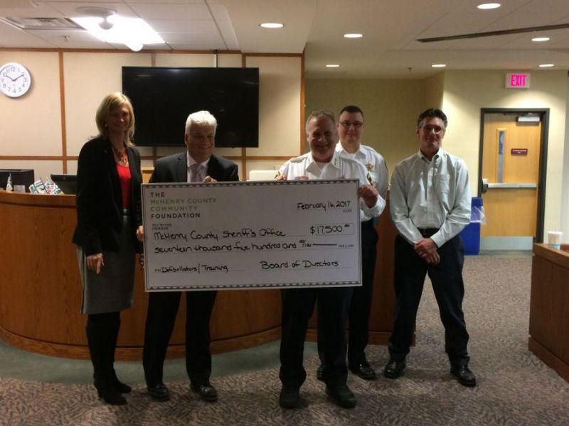 mchenry county sheriff u0026 39 s office awarded  17 5 k in grants