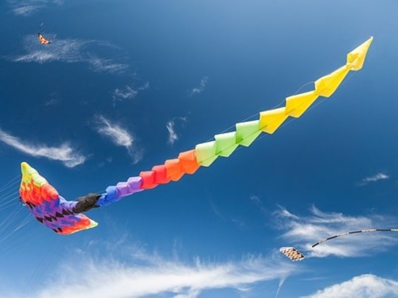 DATE: Kite Fly-A-Thon: 5 p.m.-7 p.m., Friday, Sept.
