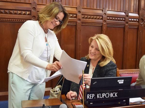 Kupchick Supports Bill Banning Fracking Waste in CT