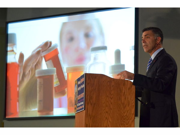 Hein Releases Statement on Prescription Take Back Legislation