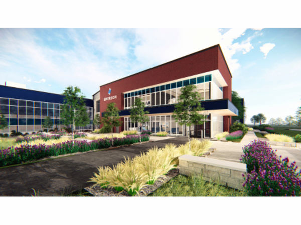 Emerson to Launch $100M Renovation Project For Facilities in Sidney, Ohio