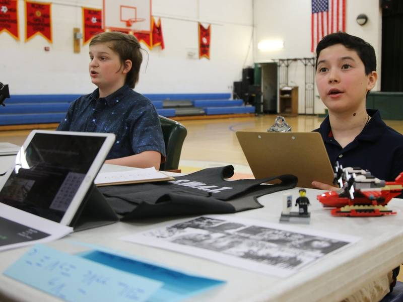 Challenges and Accomplishments: 7th Grade Disability Project
