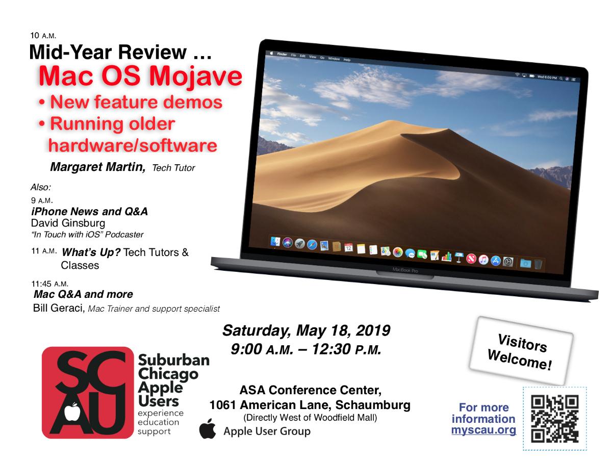 Suburban Apple User Group Main Event - Algonquin, IL Patch