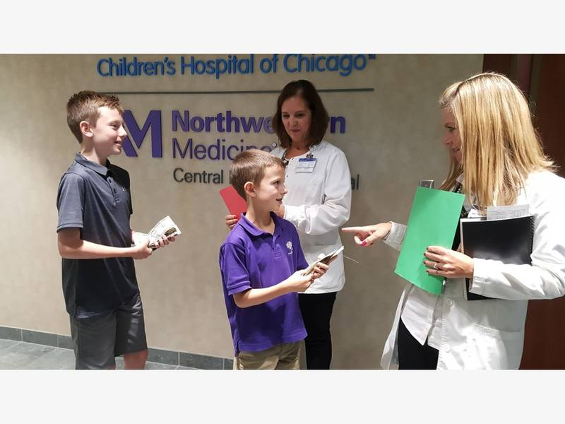 Batavia Boys Forgo Birthday Gifts In Favor Of Hospital Donation 0