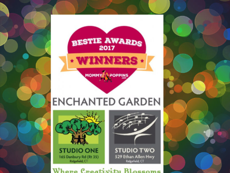 ... Ridgefield's Enchanted Garden Voted #1 Place to Throw Party in ...
