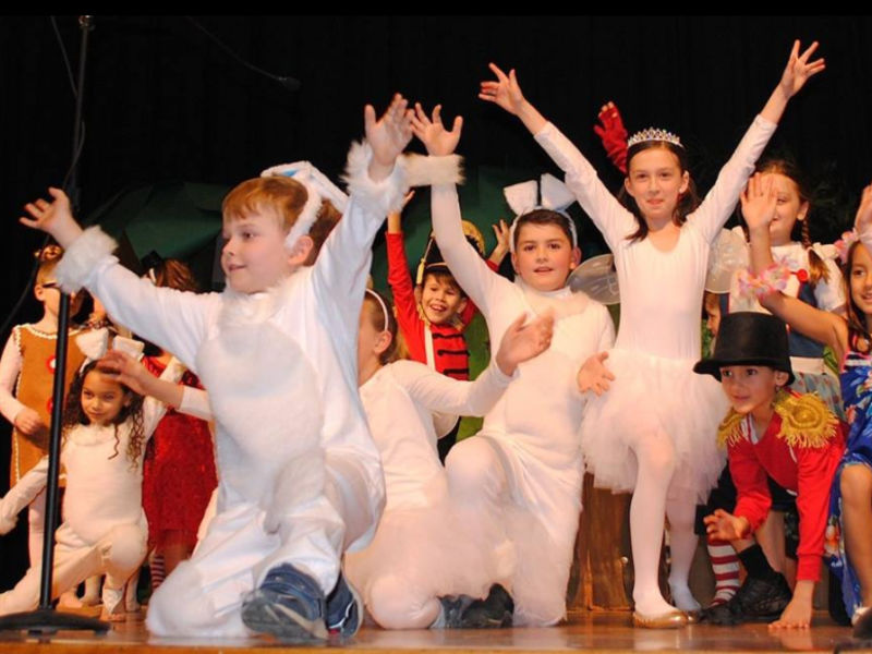 New Music, Dance and Theater Summer Programs at Ridgefield's Enchanted Garden