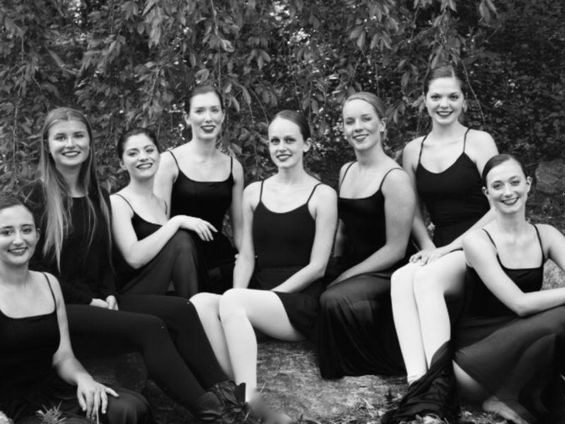 Enchanted Garden School of Dance Graduating Seniors to be Recognized. RIDGEFIELD ...
