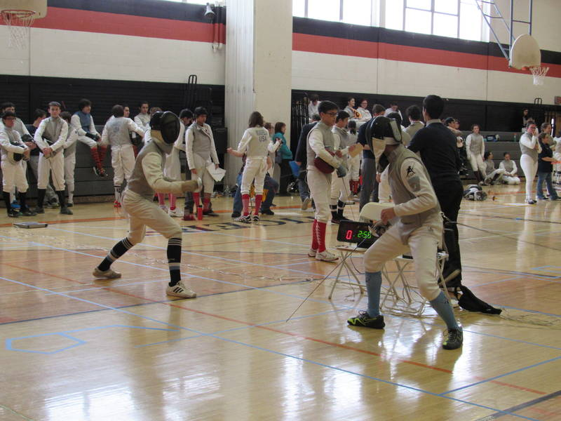 Wmc Boys Fencing Win Multiple Gold Medals At Njsiaa