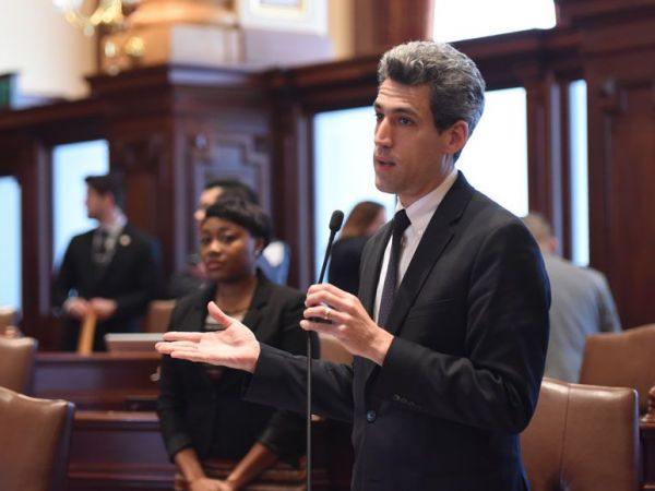 State Sen. Daniel Biss to make major announcement Monday