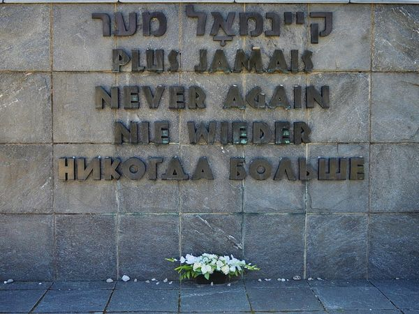 Trump Pledges To Confront Anti-Semitism At Holocaust Remembrance Event