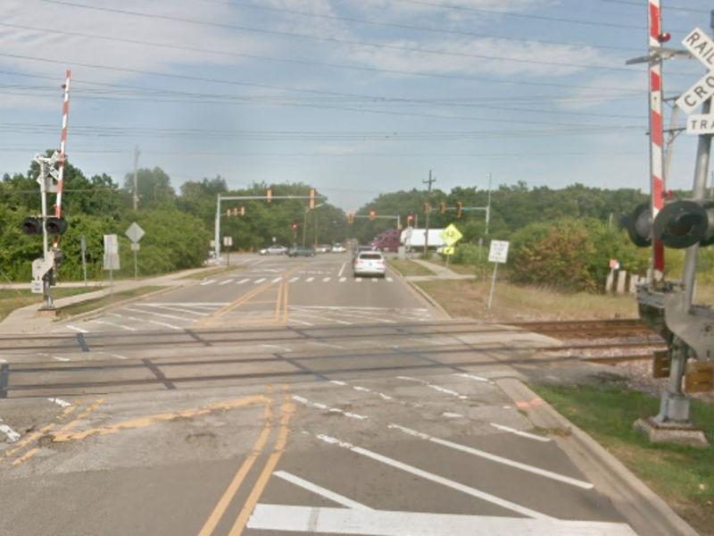railroad crossing closing friday