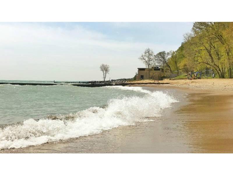 lake bluff receives grant for sunrise beach improvements