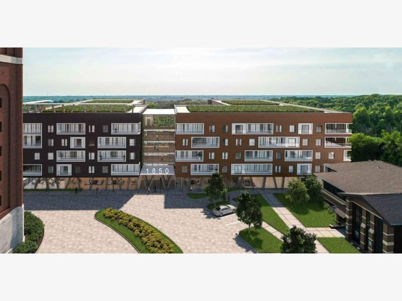 Luxury Rental Development Plans For Karger Center Revealed