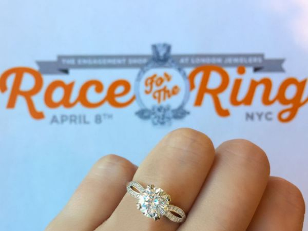 Couples Will Race Around Downtown Manhattan This Weekend To Win An Engagement