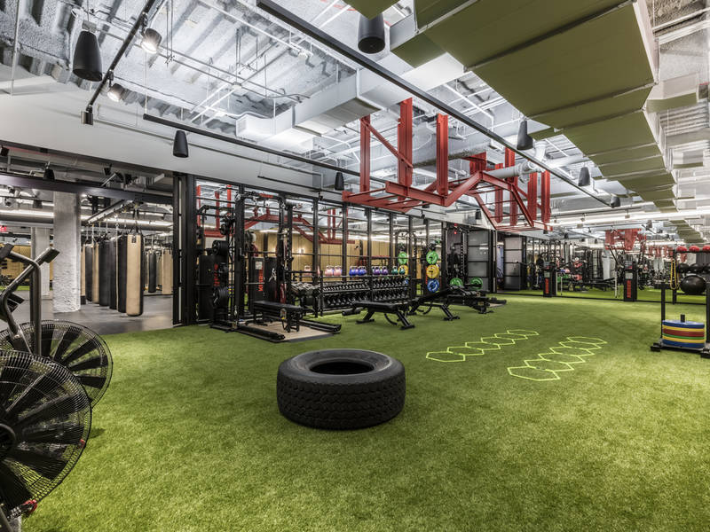 Wework Is Adding A Fancy New Gym To One Of Its Downtown Offices Tribeca Ny Patch