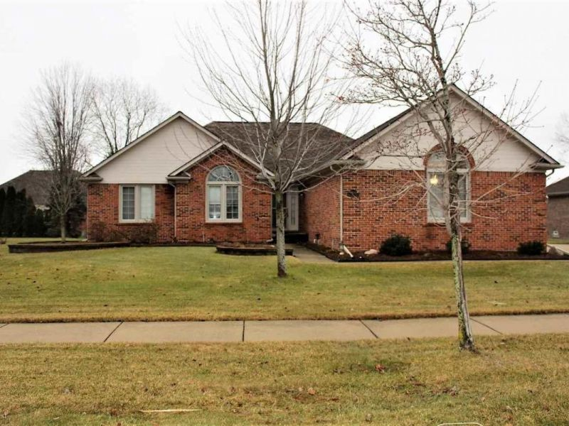 Beautiful Brick Ranch For Sale Close To Troy Beaumont