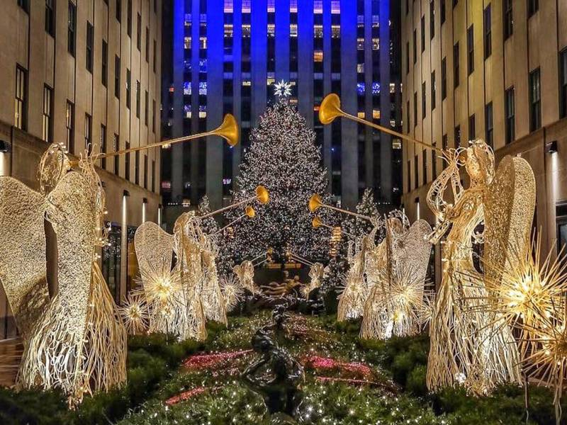 Where to Eat & Drink Before & After The Rockefeller Tree Lighting