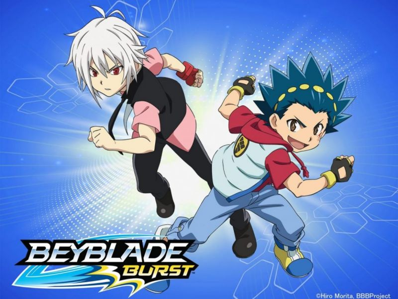 anime news beyblade burst set to continue with beyblade burst
