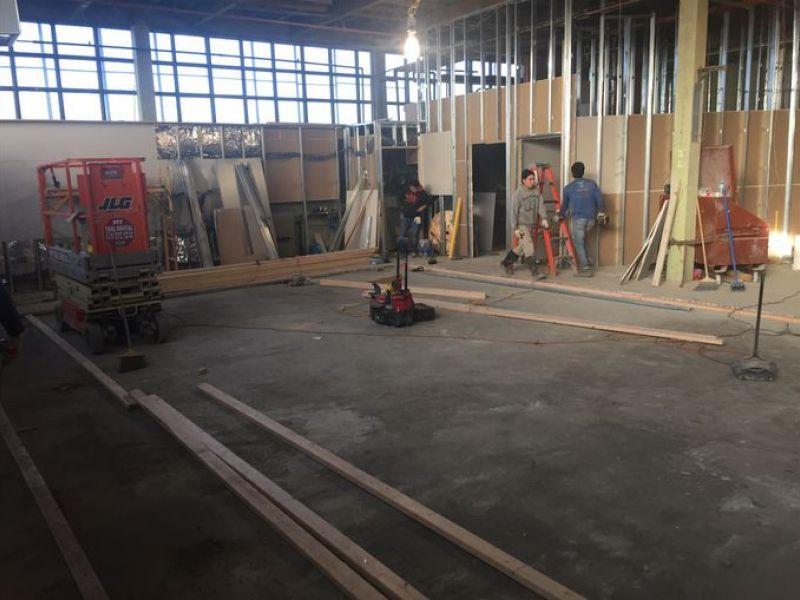 Nowadays, Outdoor Beer Garden, Wants Your Help To Build New Indoor ...