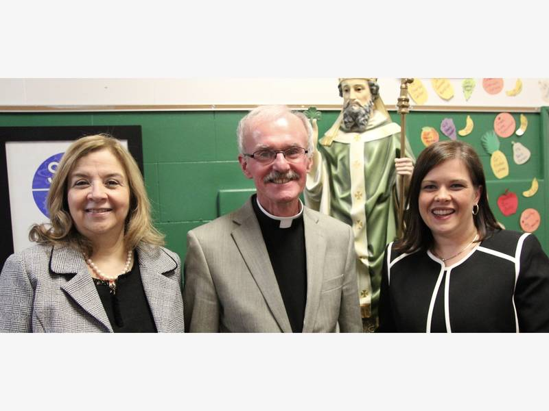 St Patrick School Earns National Stem Certification Chatham Nj Patch