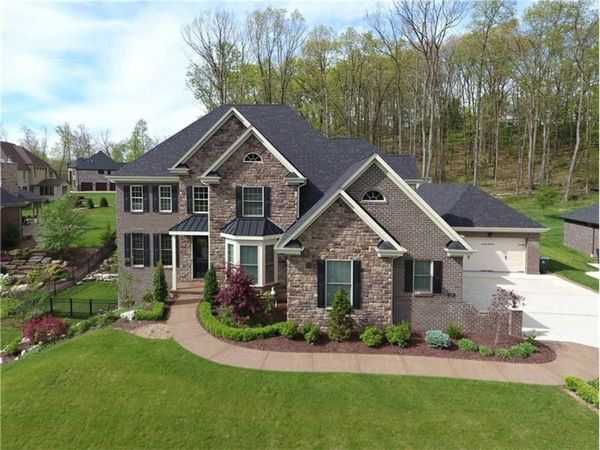 Wow houses five million dollar plus marvels upper st for Home builders western pa