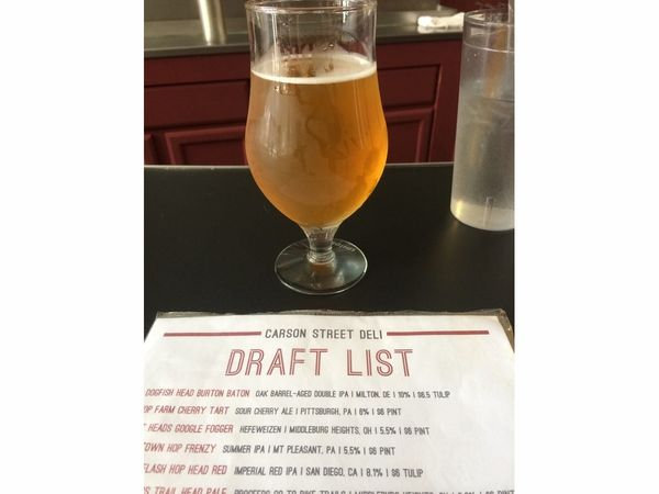 Craft Beer Pittsburgh Bars