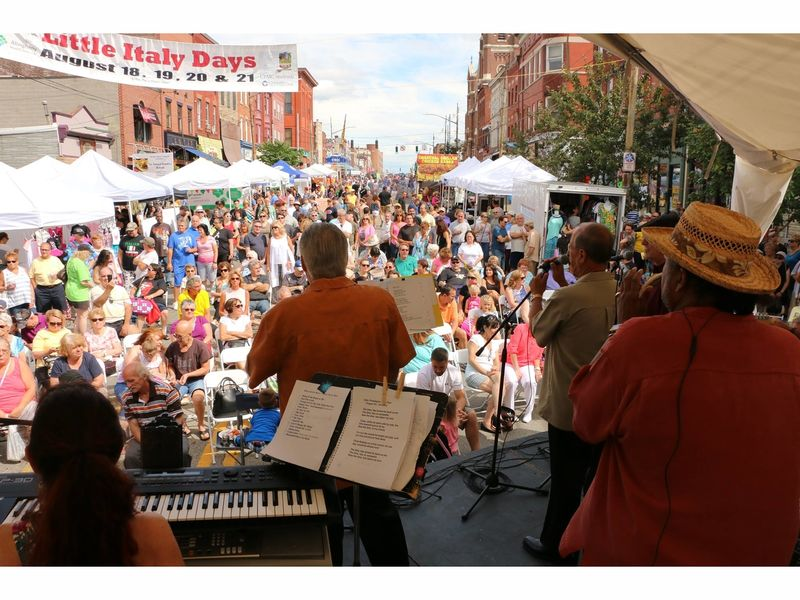 pittsburgh little italy days 2017 five things you need to know upper st clair pa patch. Black Bedroom Furniture Sets. Home Design Ideas