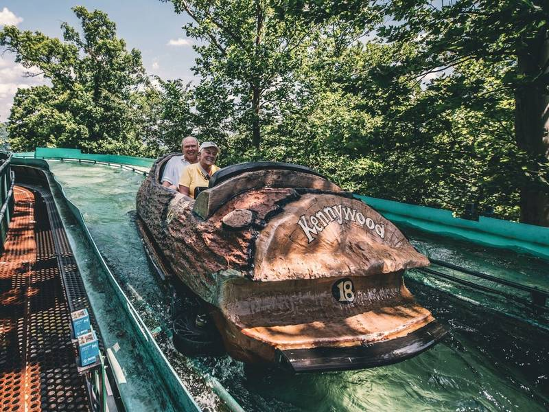 Kennywood Getting Rid Of The Log Jammer Pittsburgh Pa Patch