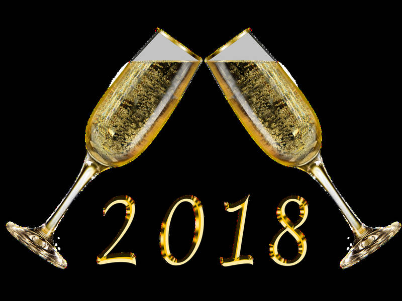 New Years Eve 2018 Celebrations