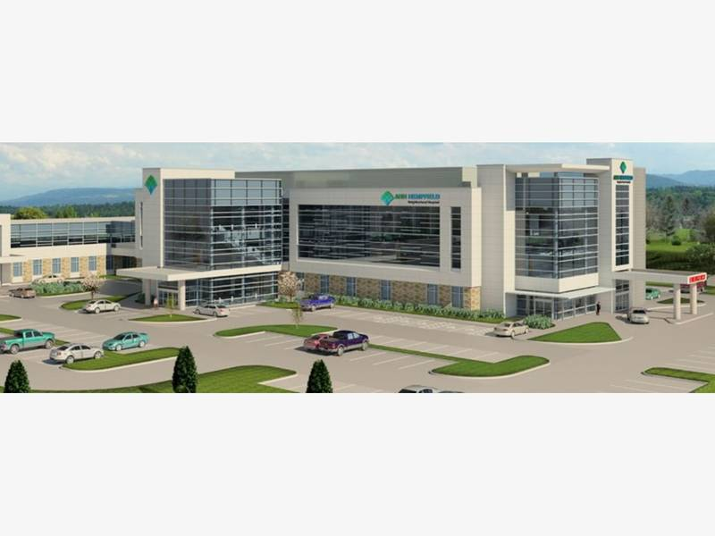 Allegheny health network to build new hempfield hospital - Garden state healthcare associates ...