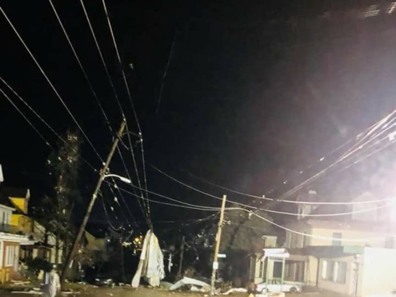 Uniontown Tornado Confirmed By National Weather Service 0
