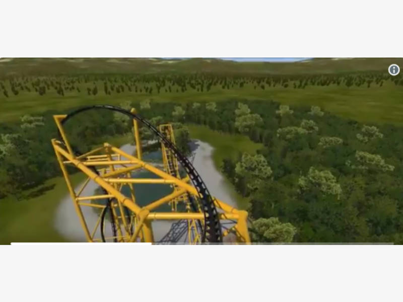 Kennywoods Steel Curtain Design Lauded By Coaster Enthusiasts