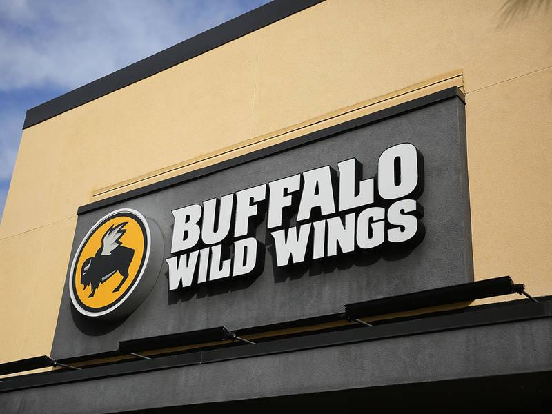 buffalo wild wings menu could soon include sports betting