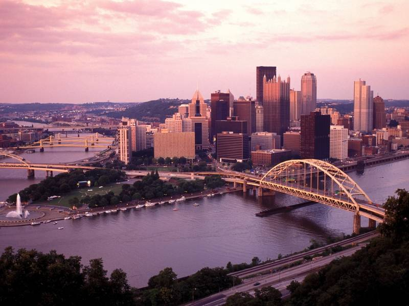 2 Pittsburgh Restaurants Ranked Among Nation S Most Scenic