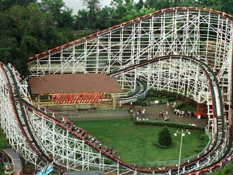 Kennywood Offering Bargains On 2019 Passes