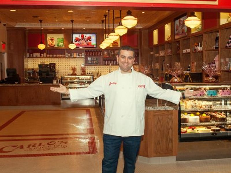 Buddy Cake Boss Italy