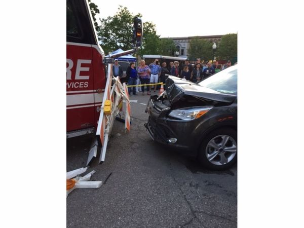 Concert Crashed By Elderly Driver Plymouth Mi Patch