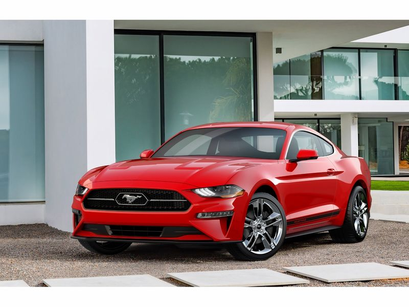 Ford Adds Color Chrome To 2018 Mustang