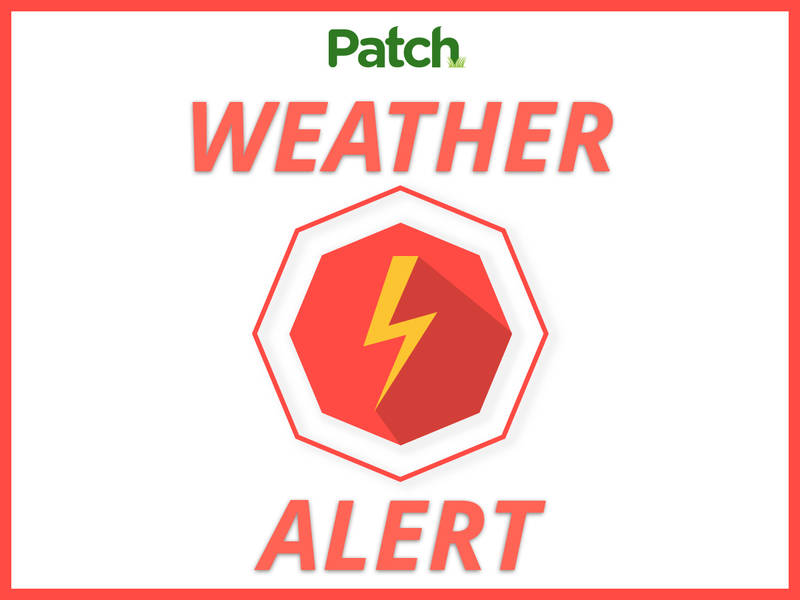 Severe Thunderstorm Warning Issued For Will Cook Counties