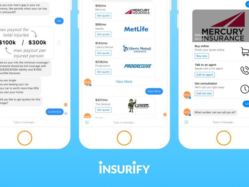 Nationwide Quote Beauteous Insurify Raises $4.6M Leadmassmutual And Nationwide Launches