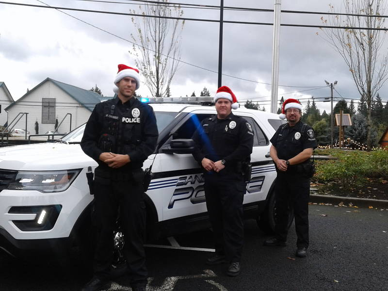 Sandy Police Kiwanis Club To Accept Toy And Food