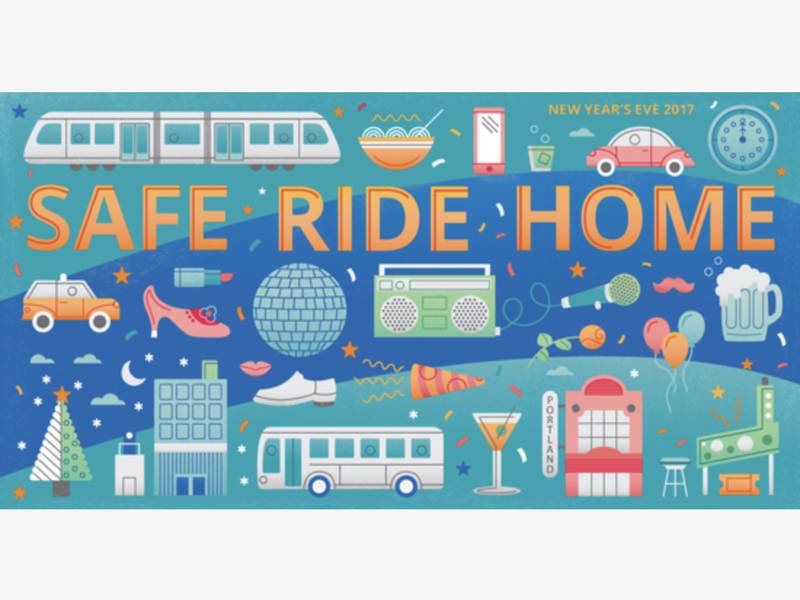 Safe Ride Home New Years Eve