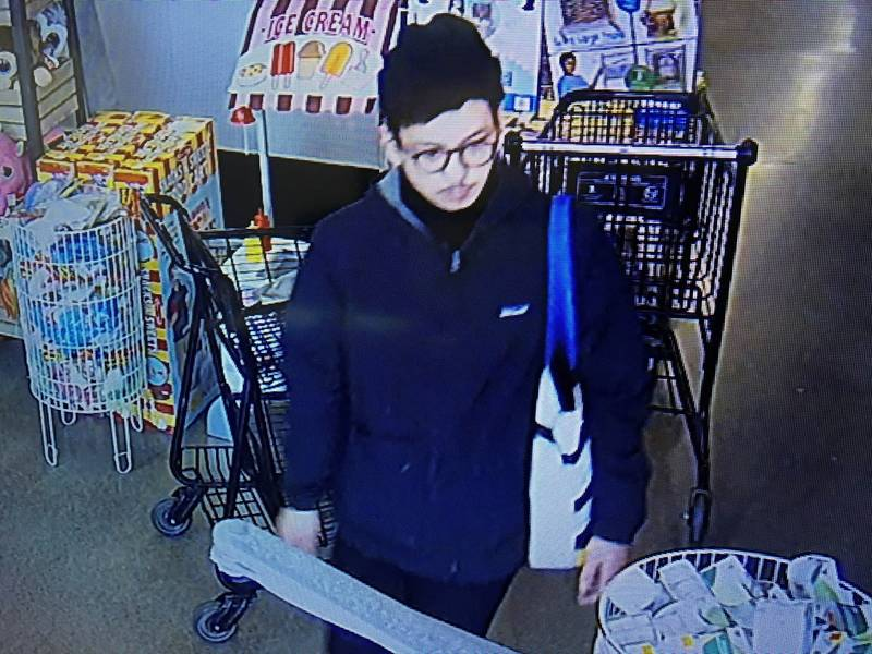 Do You Recognize This Man Police Seek Tips To Id Theft Suspect